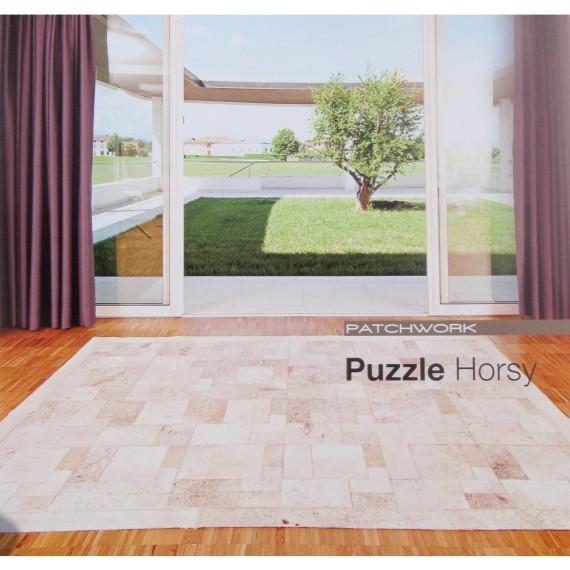 www.Koeien-Huid.nl Puzzle Horsy