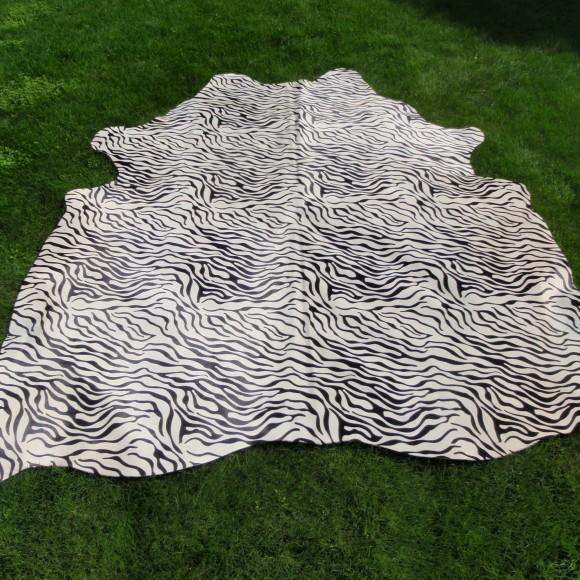 Baby Zebra Koeienhuid