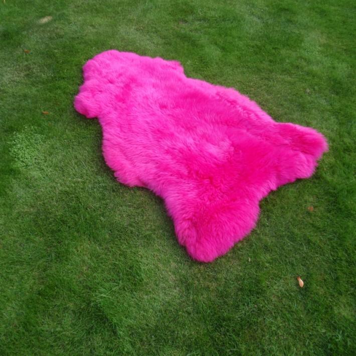 Schapenvacht Roze