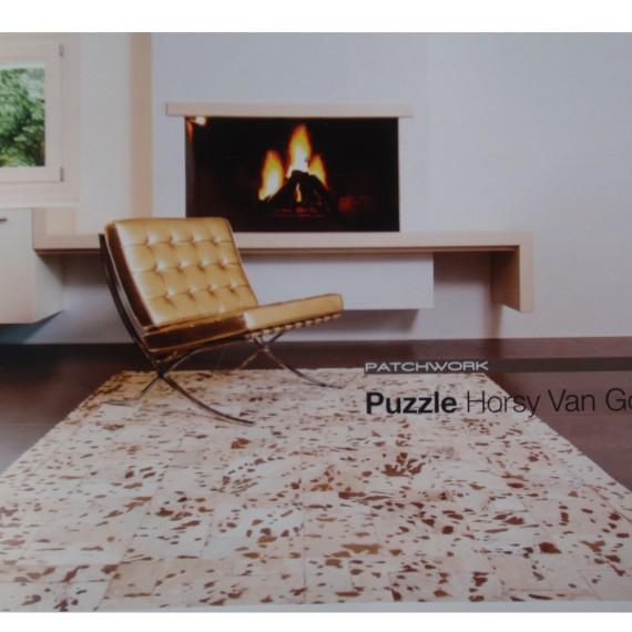 www.Koeien-Huid.nl Puzzle Horsy Van Gogh