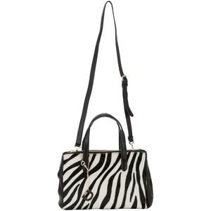 Koeienhuid baby zebra print
